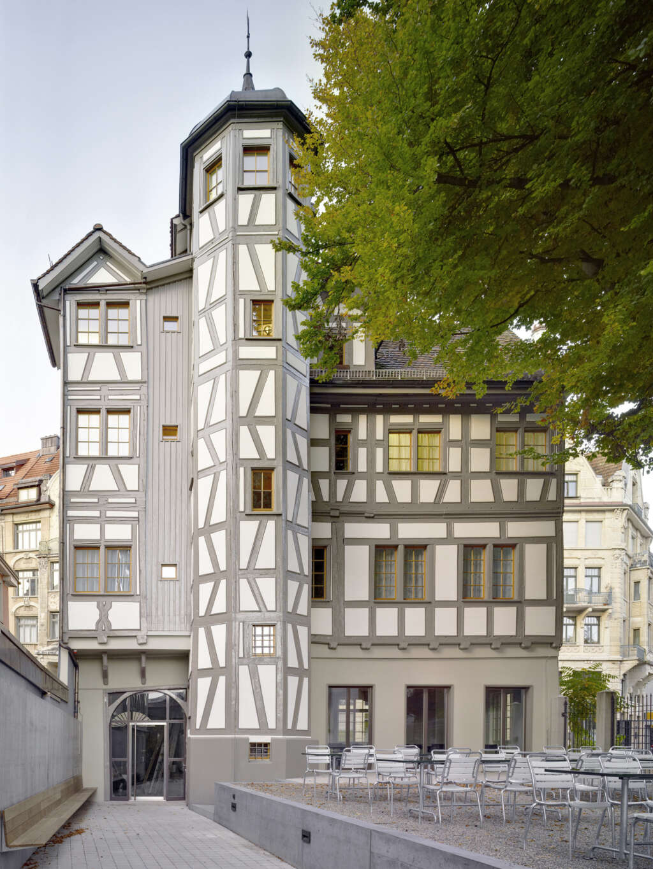 Kantiheim, Kantonsschule