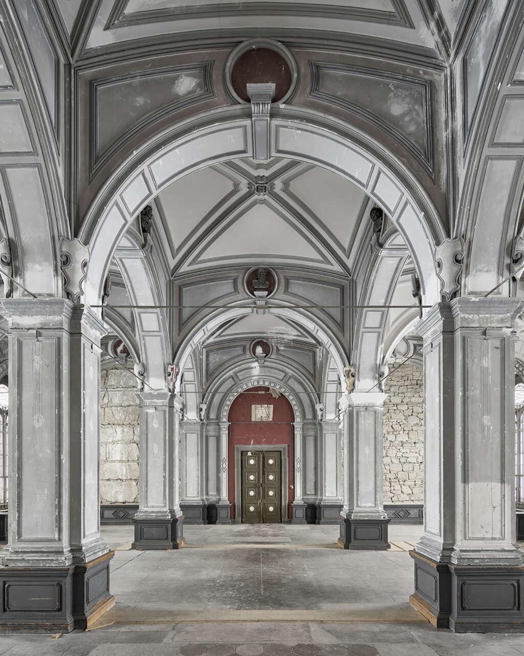 Waffensaal, Kaserne